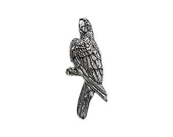 Macaw Parrot ~ Lapel Pin/Brooch ~ B096,BC097,BP096A,BP096B