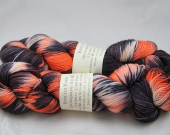 Carpe Fishem Unconquerable Sole BFL SW BFL/nylon fingering weight sock yarn
