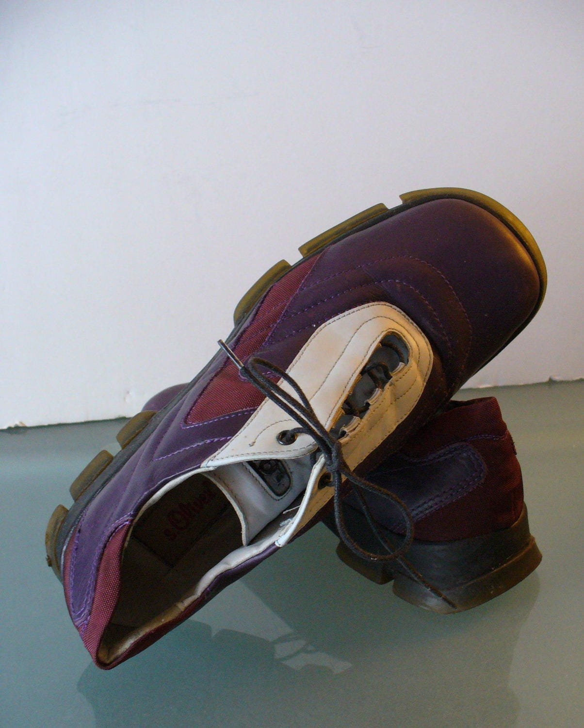 s oliver walking shoes made in italy size 39