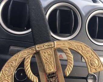Vintage Spanish Toledo sword man cave item...FREE shipping!!!