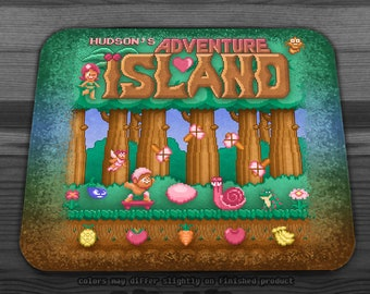 Island Adventure Mousepad