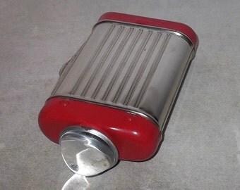 Vintage Flashlight made in Germany, Pocket Flaslight, Lantern, Battery Light, Torch, Camping Flashlight