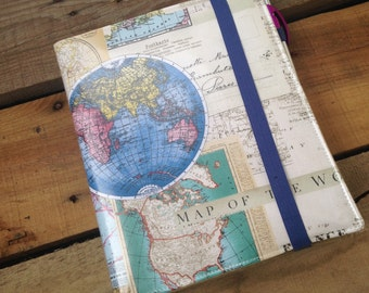 World Traveler Ministry folder, 11 pocket Magazine Folder, Ministry Folder, Made to Order