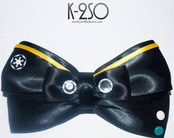K-2SO Hair Bow