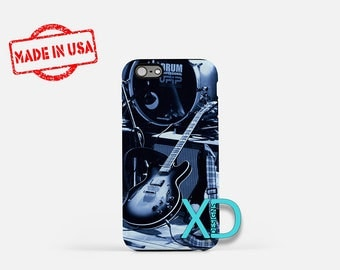 Rock Band iPhone Case, Band iPhone Case, Rock Band iPhone 8 Case, iPhone 6s Case, iPhone 7 Case, Phone Case, iPhone X Case, SE Case New