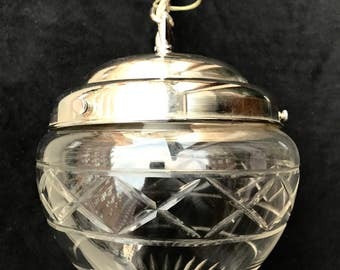 Art deco lamp (T170314)