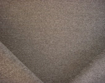 8-1/4 yards Perennials 975 Touchy Feely in Driftwood - Grey / Brown Acrylic Outdoor Chenille Weave Drapery Upholstery Fabric - Free Shipping