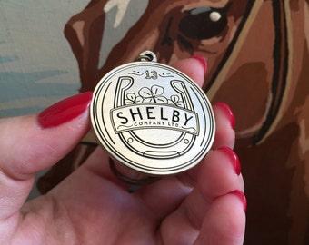 Shelby Company Ltd - Peaky Blinders inspired lucky keychain