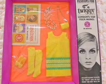 Vintage Twiggy Do's #1725 NRFB