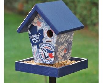 Toronto Fan Bird Feeder