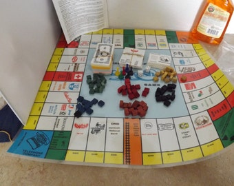 Oshkosh Wisconsin Monopoly Game
