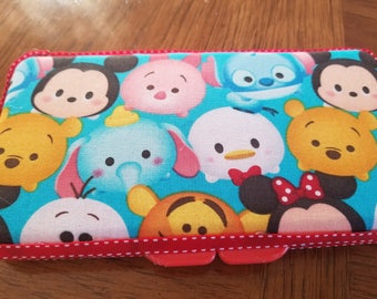 Wipe case Disney Tsum Tsum