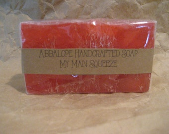 My Main Squeeze Soap Bar