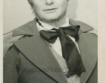 Robert Weede opera singer California vintage photo