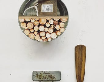 Stoke and Stow Barrel Shelf