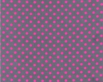 Michael Miller neon dot fat quarter
