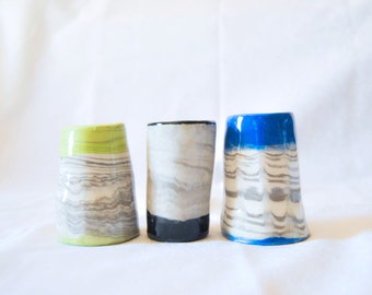 Ceramic Shot Glasses