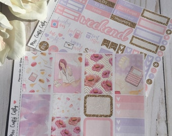 Planner Girl - Happy Planner Mini Weekly Kit