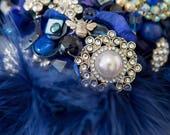 Something Blue Vintage br...