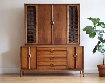 Mid Century Modern Lane Dining Cabinet