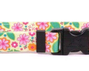 Flower Patch Standard Collar