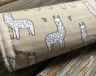 Burp Cloth ~ Animals//Llama//Alpaca//Nature//Trival//Geometric