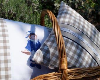 Decorative pillows Ahoy
