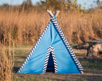 Kid's Teepee Play Tent No. 0309