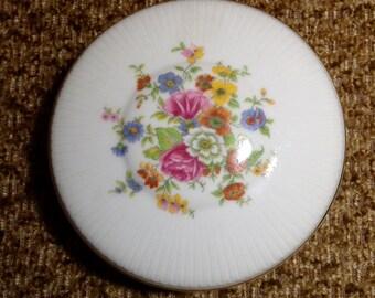 Casket porcelain vintage France
