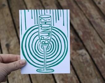 Brunch? Greeting Card