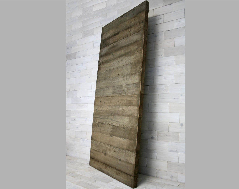 aka barn door weathered modern farmhouse door reclaimed wood slab door sliding door