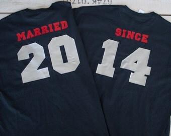 Family Shirt Couples Shirts Matching Shirt for Couple Parchen T-Shirts Matching Couple Couples T Shirt Honeymoon Shirts Mr and Mrs Shirts