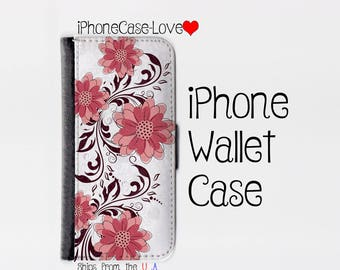 iPhone 6 Plus Case - iPhone 6 Plus Wallet Case - iphone 6 Plus - iPhone 6 Plus Wallet