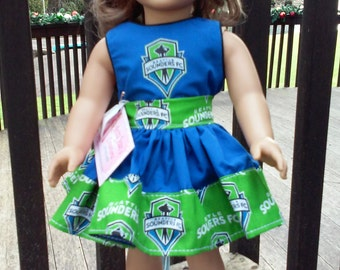 American Girl Doll Sounder Outfit