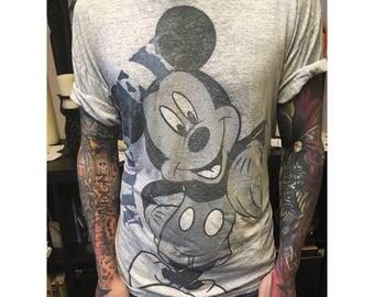 Threadbare Mickey Mouse Tshirt