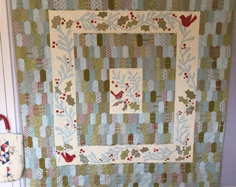 Lake Effect Quilt Pattern by Minick and Simpson - DOWNLOAD