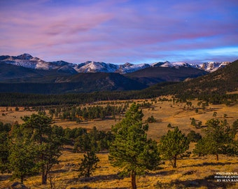 Colorado Photography, Mountain Art, Mountain Nights, Rustic Western Decor, Picture Rockies, Colorado Outdoors, Rocky Mountain National Park