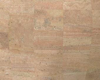 Natural Cork Fabric - Fawn