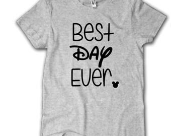 Best Day Ever Tshirt, Tangled shirt, Rapunzel shirt, Disney World tshirt, Disney trip shirt, Disney T-shirt, Disney Shirt