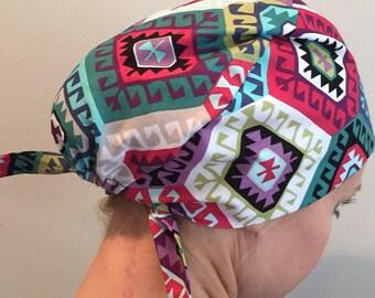 Tribal • pixie tie back