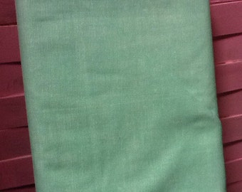 no. 1013 Mint green Cool Weave Fabric by the Yard