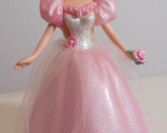 1996 Hallmark Keepsake Barbie #2  Easter Collector Ornament
