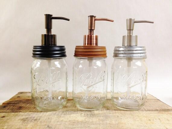 Mason Jar Lid & Pump