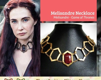 Game of Thrones Melisandre Necklace