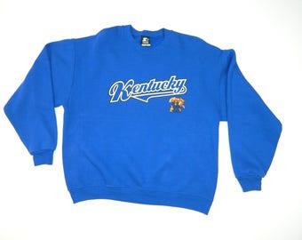 Vintage University of Kentucky Wildcats Sweatshirt