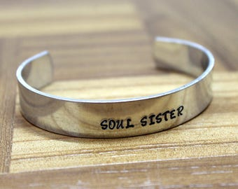 Sister Jewelry / Sister Gift / Sister Present / Sister Birthday / Sister Gift / Soul Sister / Sister Bracelet