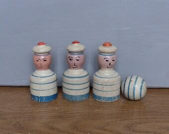 Vintage sailor toys