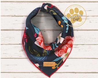 Chloé - DOG Bandana, Puppy Bandana, Dog Scarf, Dog Collar, Puppy Collar, Dog Lover Gift, Dog Gifts - Small, Medium and Large