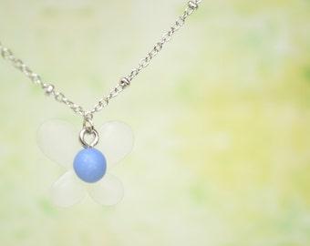 The Legend of Zelda Inspired Navi Fairy Necklace