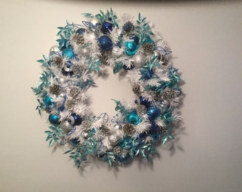 Handcrafted Holiday Wreath